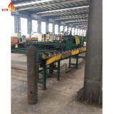 Seamless steel cylinder produce workline