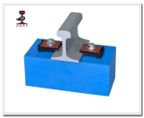 J2 Rail clamp Rail Fastener with Clamp and Screws