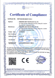 CE Certificate of 3D Printer