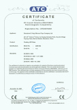 CE certificate of floating LED Rose