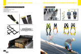 Webbing Cargo Net & Safety Harness