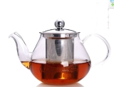 tea pot with filter / coffee pot