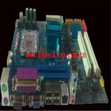 945GM -775 motherboard supprt CPU E8400 and RAM DDR2 2GB