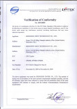 FCC Certificate for GPS vehicle trackers