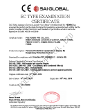 CE Certificate of Polygard