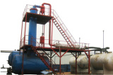 20Ton oil distillation plant -24hours non-stop