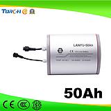 LANYU Brand NEW 50AH Li-ion battery