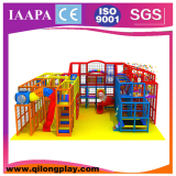 Colorful Kids Indoor Playground Structure