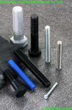 Threaded Rods & Stud Bolts with Black Finish & Zinc Plated