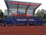 Silviya 3rd Company Sport Meeting,Sports bring us happiness and health