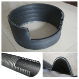Test Sample of PE Plastic Steel Winding Pipe