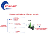How to Distiguish Koowheel Model Code