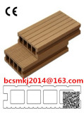 Baochu WPC Wood Plastic Composite Outdoor Flooring with CE SGS China Supplier