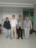 customer visit our office