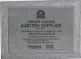 Audited supplier 2013
