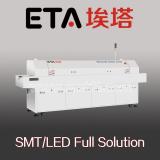 ETA SMD LED Reflow Soldering Machine,SMT Reflow Oven Machine Manufacturer