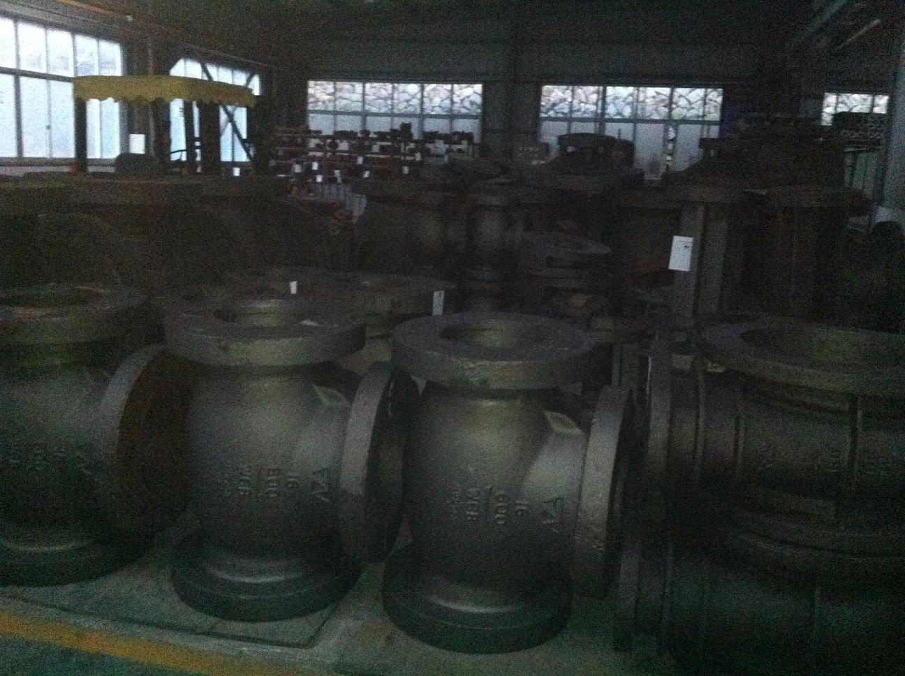 Foring valve