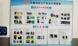 Safety Production Management board