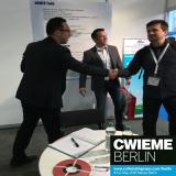 Yuxiang in CWIEME Berlin 2016