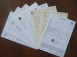 Life Boat Certificate