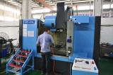 Miniature vertical machining center