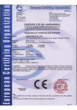 HELI Forklift CE Certificate for MODEL CPCD80-100