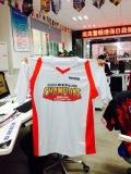Korea′s basketball team wear