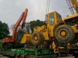 Loading TCM 75B Hitachi EX200-2