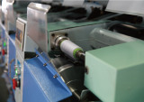 Automatic equipment of polyester thread