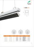 LED Linear Trunking Light E-Catalogue