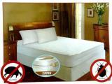 Anti-mite mattress