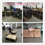 Shippment of P10 outdoor full color cabinet
