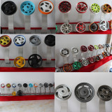 TACLOO Wheel Rims Sample Show