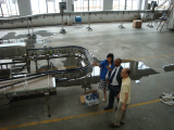 Customers come to the factory inspection[Aug 27,2014]