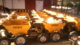Mini Dumper for Palm Plantation Use in customer′s place