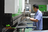 Ten high-speed high-precision CNC hydraulic press brakefor -2