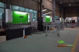 Ten high-speed high-precision CNC hydraulic press brakefor