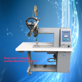 Hot air seamless sealing machine