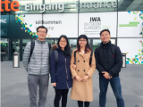 Professional Team Attending IWA