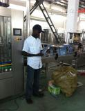 Sudan Customers Visit Factory