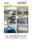 SGS supplier certificates
