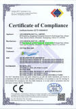 Certificates for LED High bay Light