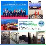 2015 Zhengzhou SCO meeting ups power supply project