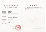 REGISTRATION ON CHINESE CUSTOM