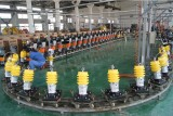 Tamping Rammer Factory Line