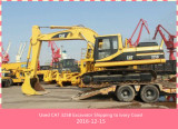 Used CAT 325BL Excavator Shipping to Ivory Coast