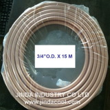 "3/4"" Pancake Coil Copper Tube"