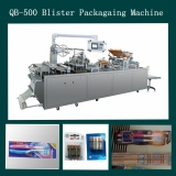 QB-500 BLISTER PACKAGING MACHINE
