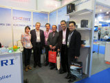 Meeting new clients in MEE EXPO