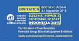 Electric Indonesia 2013